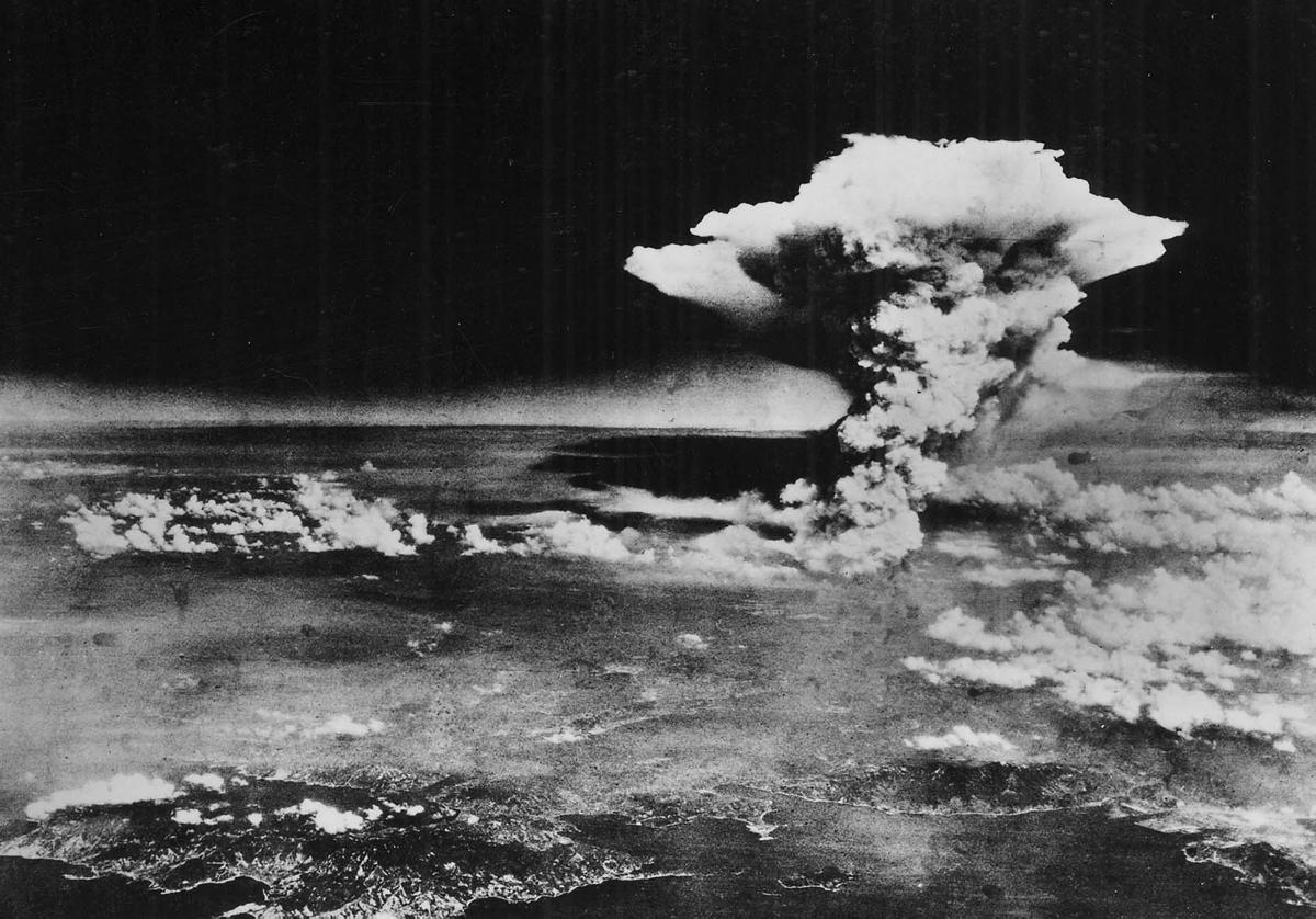 Atomic Bombing of Hiroshima, Japan-August 6, 1945