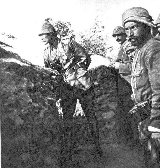 The fall of the ottoman empire turkish troops at the battle of gallipoli in world war one the fall of the ottoman empire publicscrutiny Images
