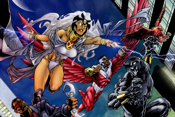 Who Were The First Black Superheroes