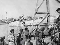 britains war with egypt in 1956 essay Ap world history review  one side in world war i: great britain, france, and russia,  dam across the nile river in egypt.