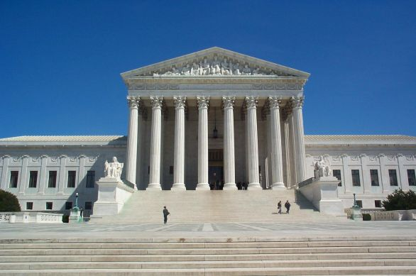 Supreme Court Building Image