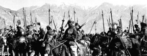 Chinese Invasion of Tibet