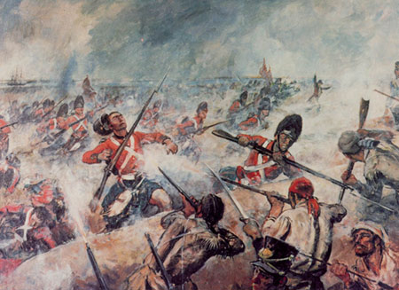 War of 1812 The Battle of New Orleans