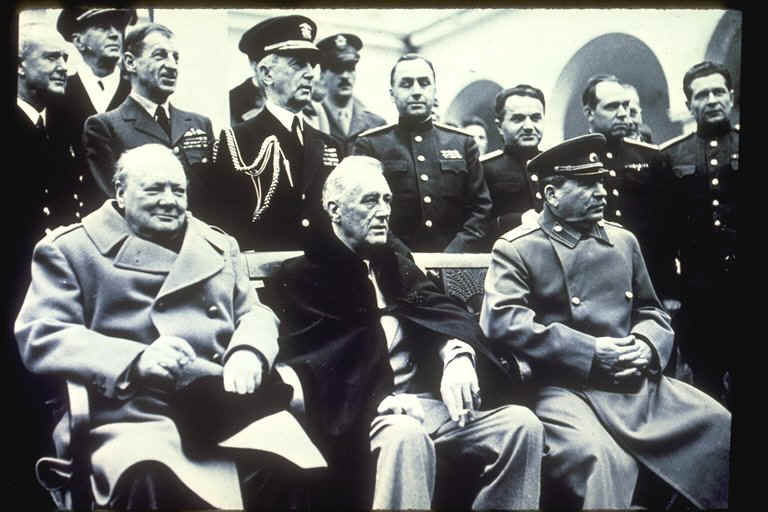 an analysis of the importance of the yalta conference Questions like these help frame such an analysis:  because it ignores important  balkan events and important local causes for events  at the february 1945  yalta conference, stalin raised no objections to churchill's deeds.