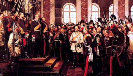 Proclamation of the German Empire in Versailles (1871)