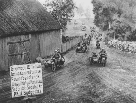 German Invasion of Poland, 1939