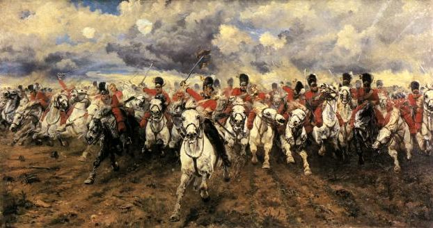 Waterloo-Part of a Second Hundred Years War?